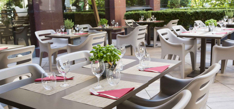 Ristorante Grill Bruschetteria, Milano | Starhotels Ritz - photo 1